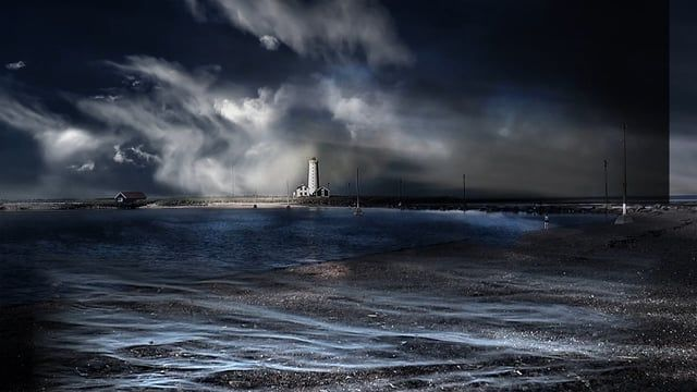 Lighthouses have saved lives of thousands sailors  Filming and editing : Finnur Bárðarson  Music: Kai Engel : Iminence  Credit: Karsten Schlüter