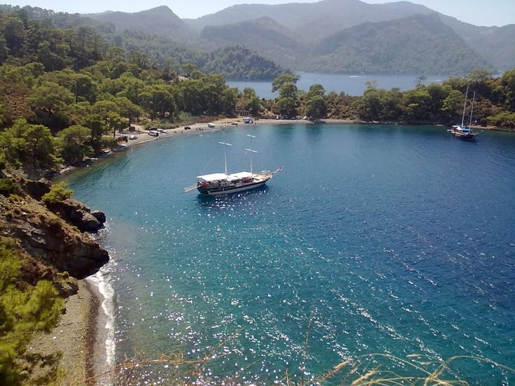 Fethiye, private yacht charter, www.barbarosyachting.com