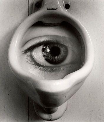 Jerry Uelsmann : Philistines Eye