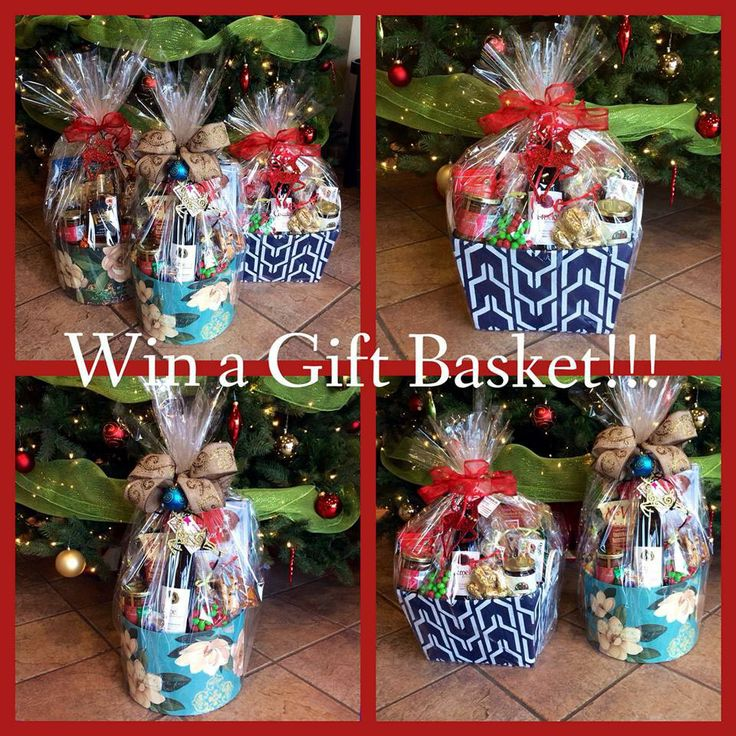 770 best gift baskets images on pinterest cash gifts diy win a gorgeous gift basket just in time for the holidays negle Images