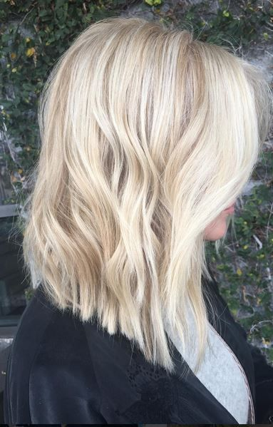 Babylights: Perfect 10 Blonde (The Level 10 Blonde)- almost platinum with buttery hints *****