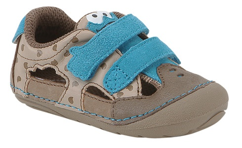 Stride Rite Cookie Monster Shoes- Just ordered for Elliot!