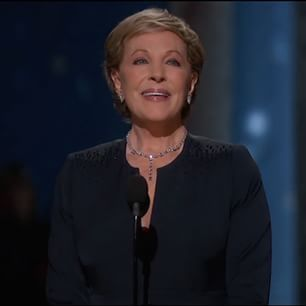87th Oscars Awards. Julie Andrews Proved She Is Queen Of The Universe