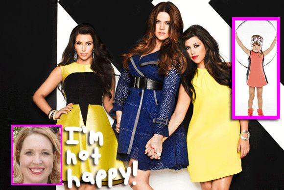 Angry Moms Want The Kardashian Kids Clothing GONE From Babies R' Us! Find Out Why They Want The Clothes Removed HERE!