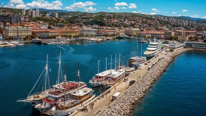 Croatia Has Big News To Share At World Travel Market As The Country Seeks To Highlight The Trailblazing Cities Of Rijeka And Za Croatia Travel Marketing Rijeka