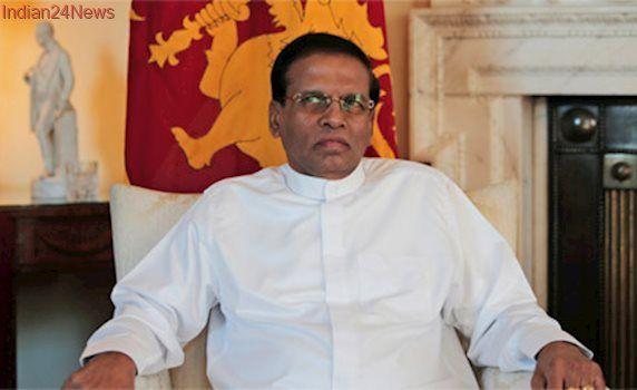 Maithripala Sirisena slams critics; says committed to Lanka reconciliation