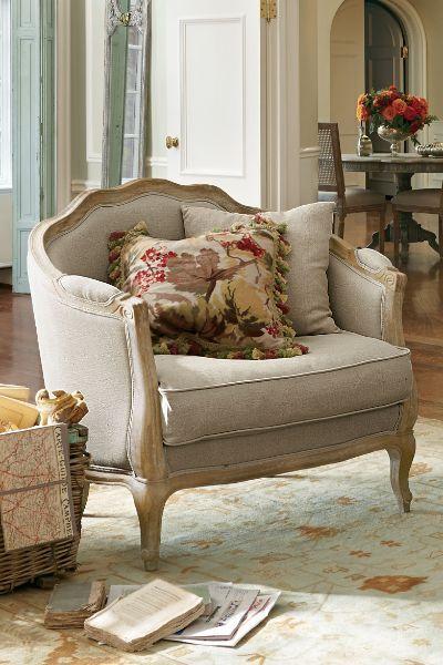 Amazing Adreanna Bergere Chair