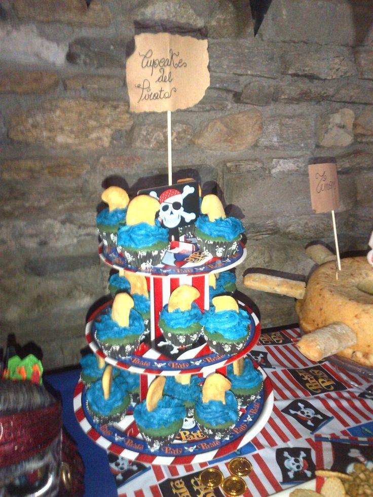 #cupcake #pirate