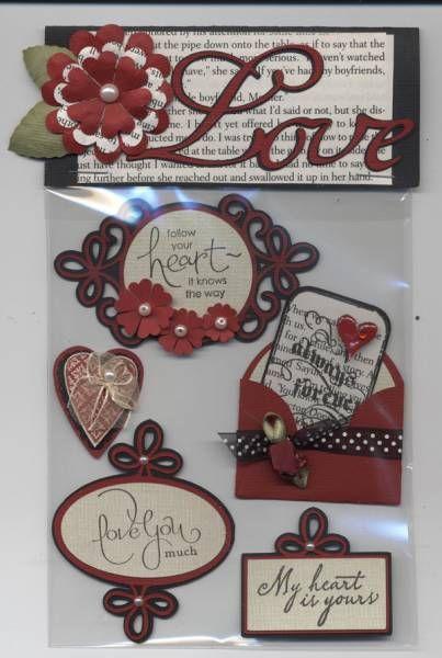 2011 Valentine Card Candy