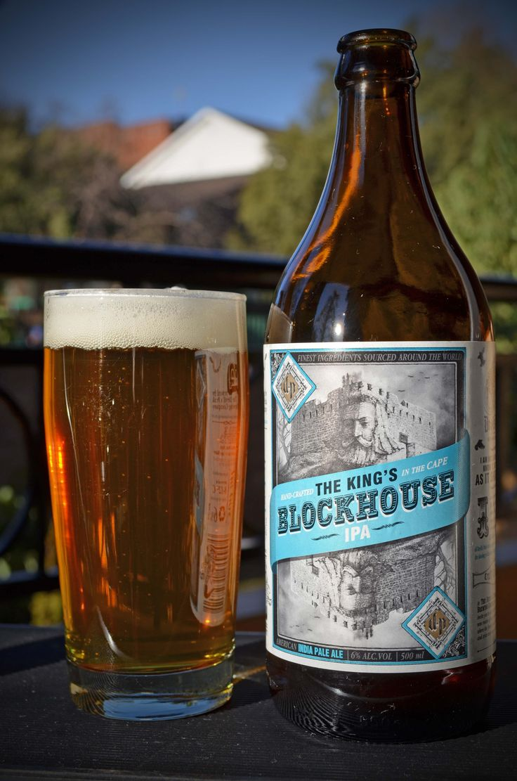 Devils Peak - Blockhouse IPA