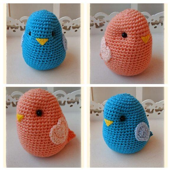 1055 best images about Crochet Amigurumi on Pinterest