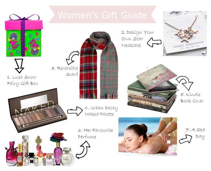 Women's Christmas Gift Guide