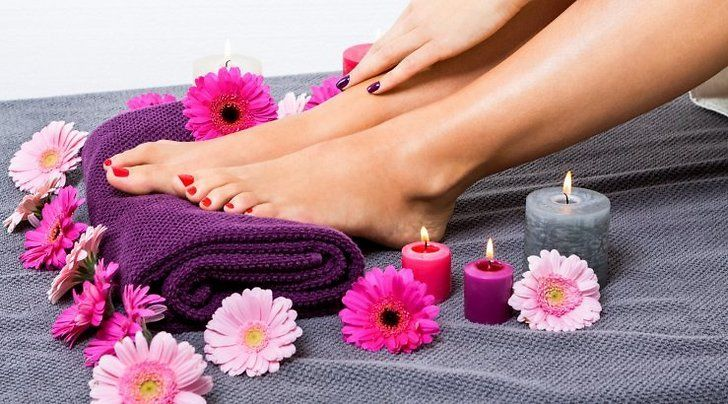 Основной уход за ступнями и пятками | BeautyBlog