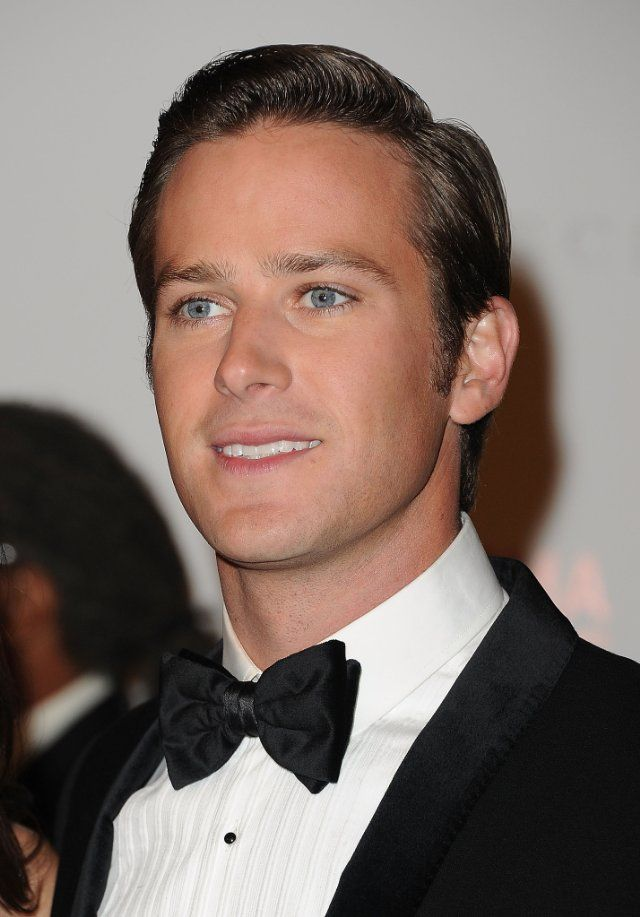 unfortunately, there's only one of you. Armie Hammer from the Social Network (: