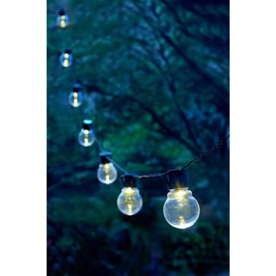 Clear Globe Solar String Lights : 17 Best images about LIGHT UP THE NIGHT on Pinterest Glow, Solar and Patio