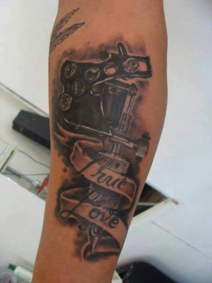 89 best images about tattoos and related shit on pinterest for Zombie tattoo machine