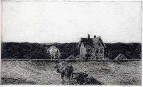 American Landscape - Эдвард Хоппер