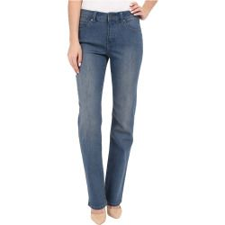 3707029-p-2x Best Deal Miraclebody Jeans  SixPocket Abby Straight Leg Jeans in Bainbridge Blue (Bainbridge Blue) Women's Jeans