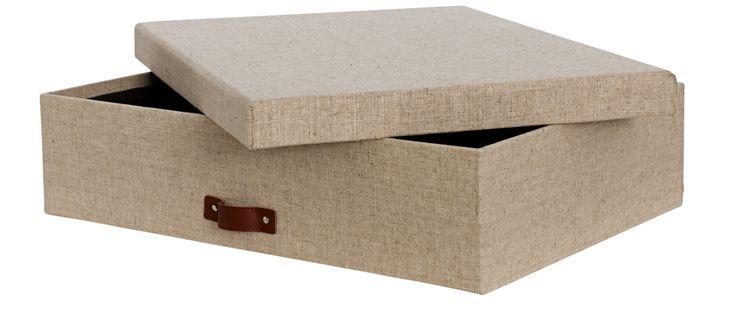 X A3 Slim Storage Box Linen   Best Storage Boxes, Linens And Storage Ideas