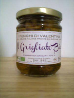 Il Blog Di Pink Lady: ** FUNGHI VALENTINA - Il Fungo Italiano **