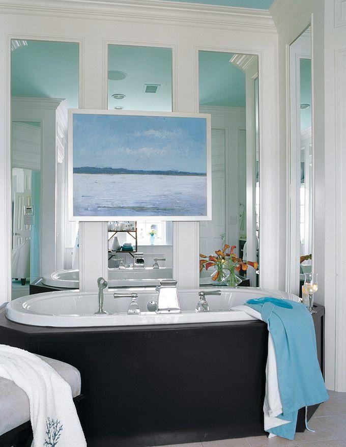 Beach Bathroom Ideas 294 best beach bathroom ideas! images on pinterest | beach