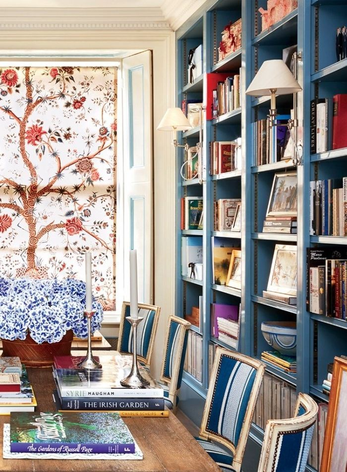 Library Bookshelf Decorating Ideas 22 Of The Most Beautiful Libraries In Vogue