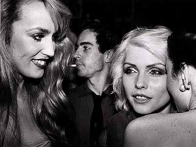 Studio 54 in 1977 Before you got down, you had to get in.