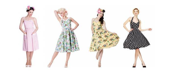 Bunny jaren 50 jurken