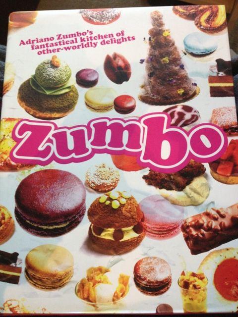 Adriano Zumbo's amazing macaron filled recipe book
