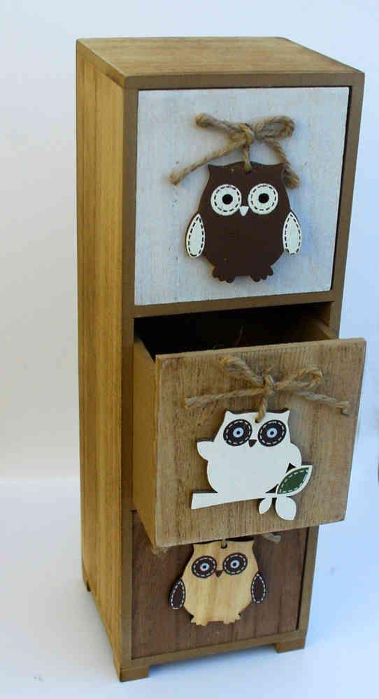 owl drawers - The English Owl Company