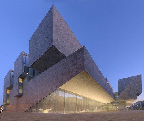 Grafton Architects - Bocconi University, Milan 2008