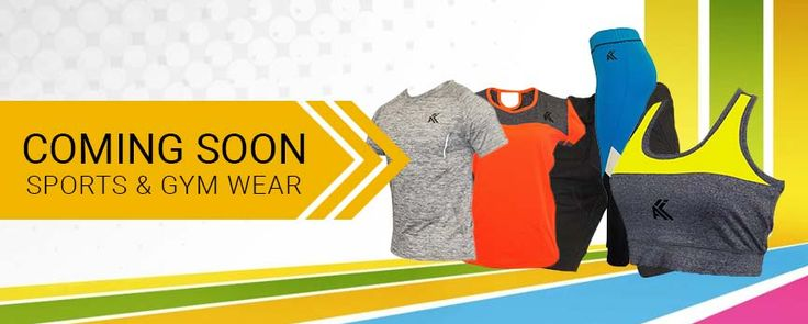 Are You A #FitnessFreak?  Just stay tuned with us...coming up with #Sportswear & #Gymwear very soon!  www.tigmoo.com