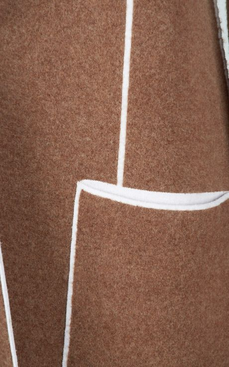 Double Face Yak Viscose Stretch Coat by Sonia Rykiel for Preorder on Moda Operandi