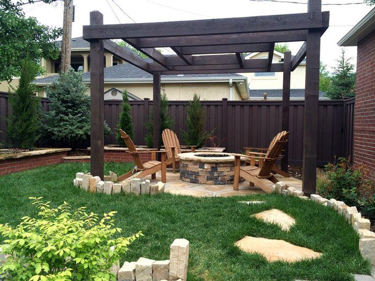 1000 Images About Fence Deck Amp Patio Ideas On Pinterest