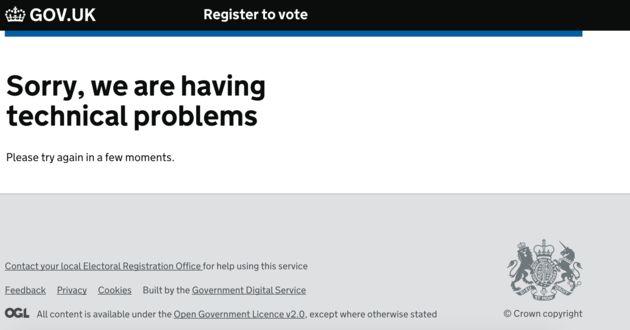 Register To Vote Deadline For EU Referendum Should Be Extended, Jeremy Corbyn Says, After Website Crashes
