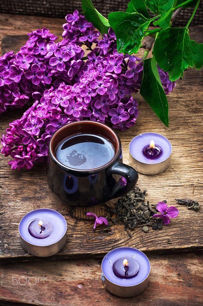 flower tea by Mykola Lunov on 500px