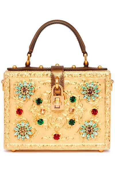 Dolce  Gabbana - Women's Accessories - 2014 Fall-Winter | cynthia reccord