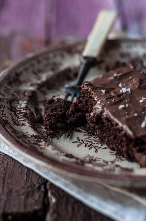 Brownies com Farinha Teff (sem glúten) Pois é, vai começar a...