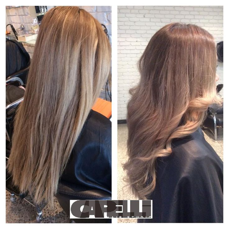 What a difference a colour can make!  #colour #haircare #delorenzohair #styling #classiclooks