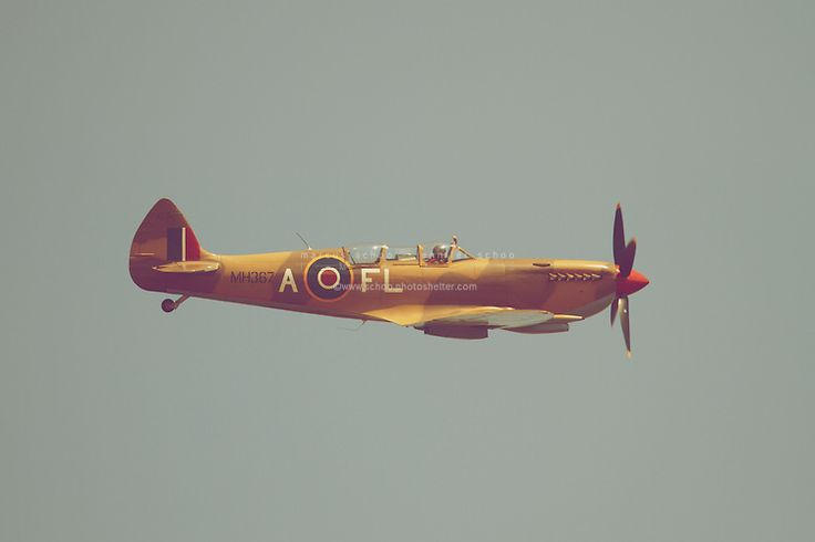 A rare two-seater Supermarine Spitfire at Wings Over Wairarapa 2013 over Hood Aerodrome, Masterton, New Zealand. ©2012 Marcus Schoo