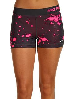 Nike Pro Core Print Compression Short -- really want these, but they're not going to look good on flabby legs and butt!