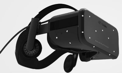 The Crescent Bay edition of Oculus Rift, the latest prototype of the VR headset, packs two displays.