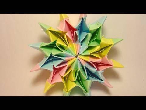 tutorial filmik; origami