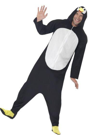 Penguin Onesie Costume | Jokers Masquerade