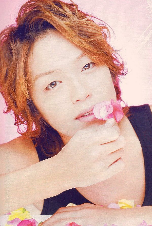 Takaki you're so handsome honey!