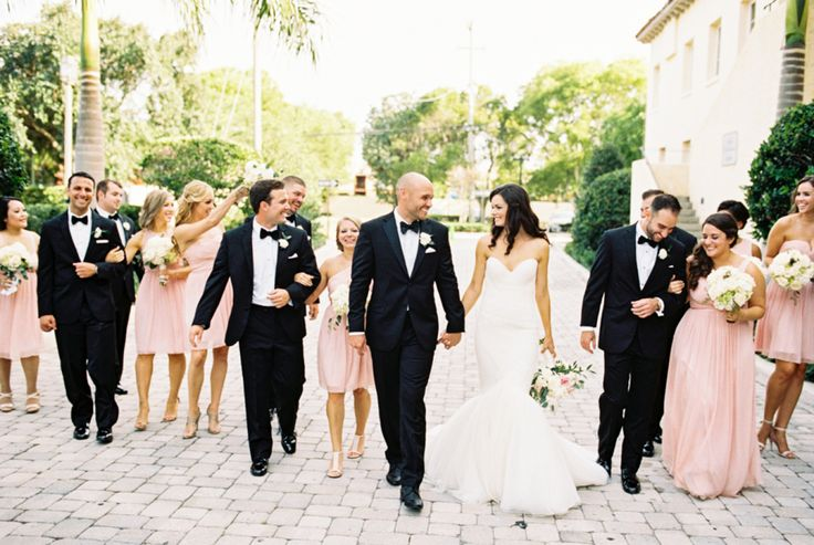 How to choose your bridesmaids and groomsmen | http://www.bridestory.com/blog/how-to-choose-your-bridesmaids-and-groomsmen