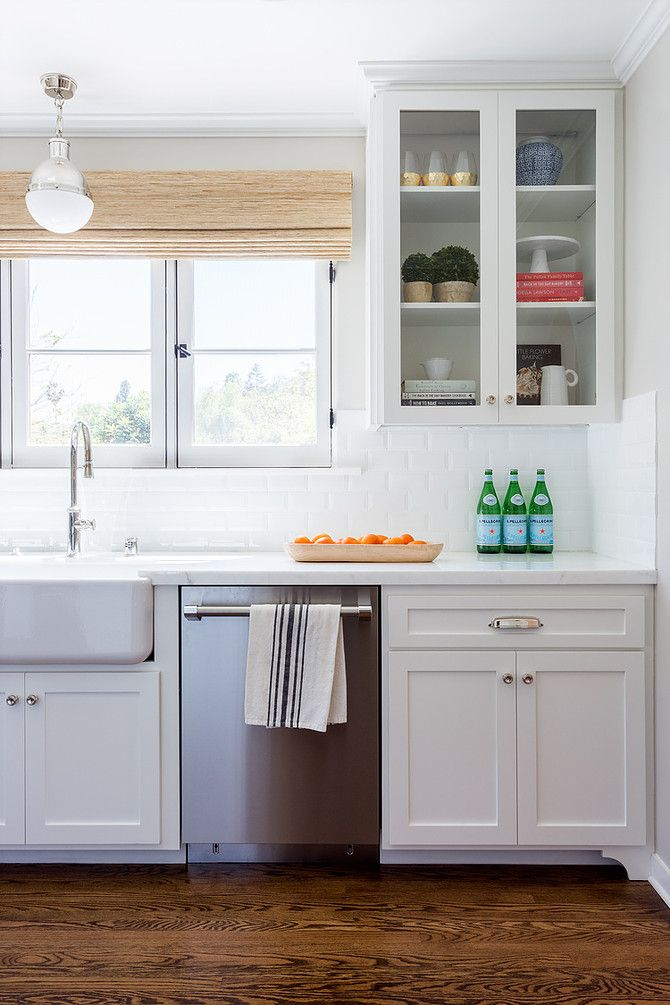 Jennifer Muirhead Interiors Pasadena Kitchen White Kitchen With