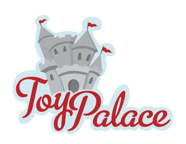 Toy Palace Identity by Chelsea Roper, via Behance