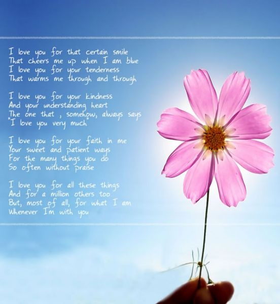 20 Heart Touching Birthday Wishes For Friend: Mothers Day Poem For Someone Special