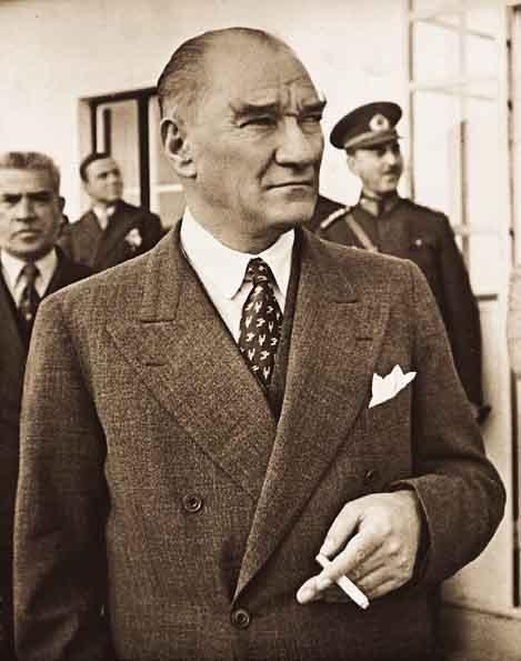 Mustafa Kemal Atatürk Founder of Republic of Turkiye